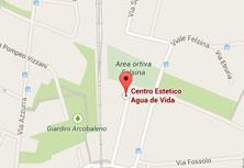 Come raggiungerci | Agua de Vida | Centro Estetico e Massaggi | Bologna