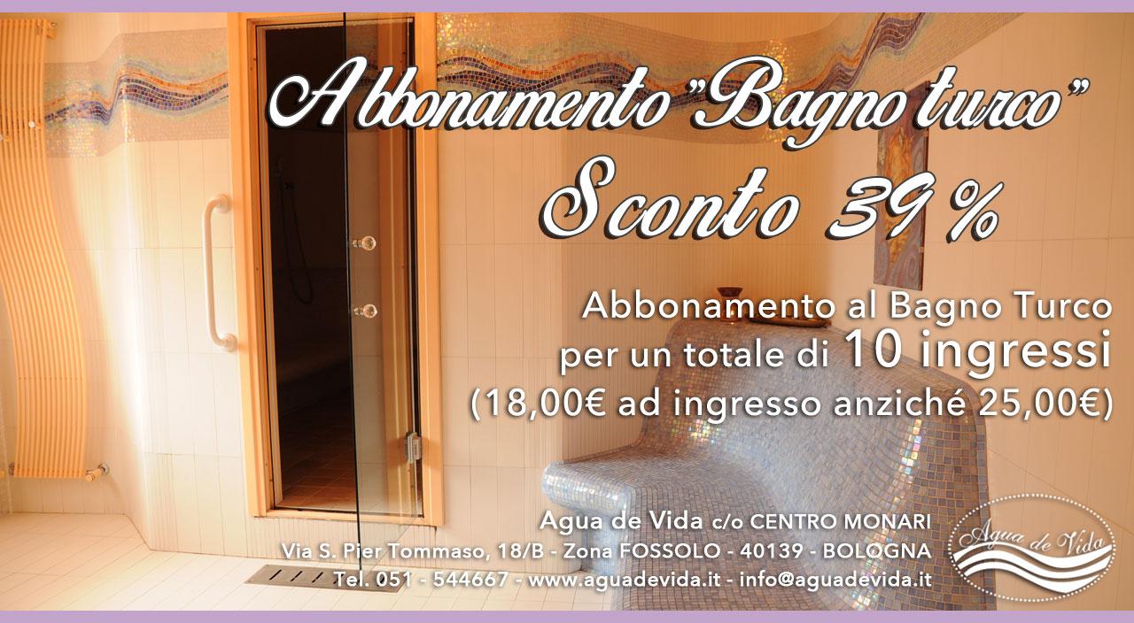 Promozione Gold Natale 2014 | Agua de vida | Centro Estetico | Bologna